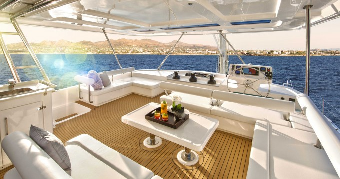 Boat rental Leopard Moorings 5800 in Rodney Bay on Samboat