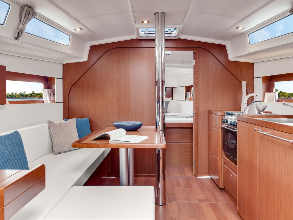 Hire Sailboat with or without skipper  Furnari