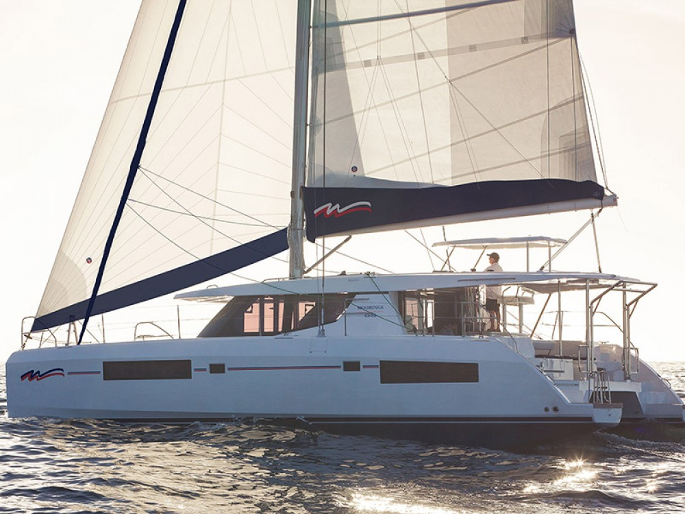 Hire Catamaran with or without skipper Leopard Procida