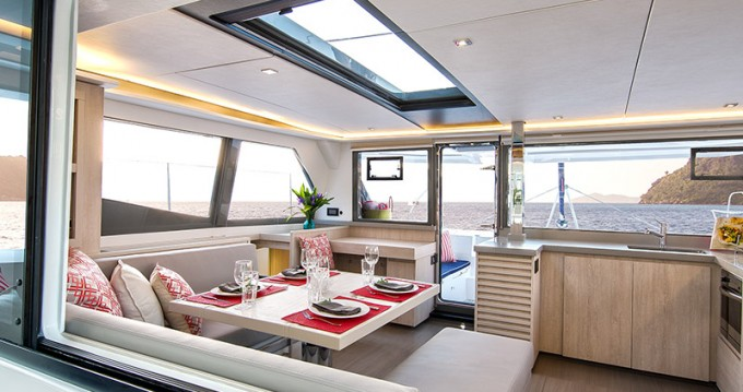Rent a Leopard Moorings 4500