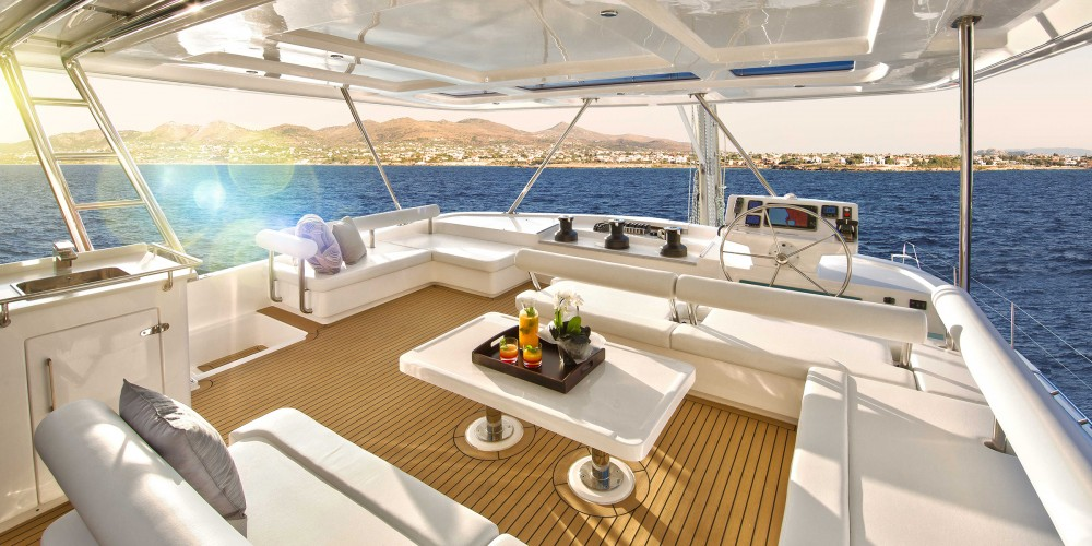 Boat rental Leopard Moorings 5800 in Marina on Samboat