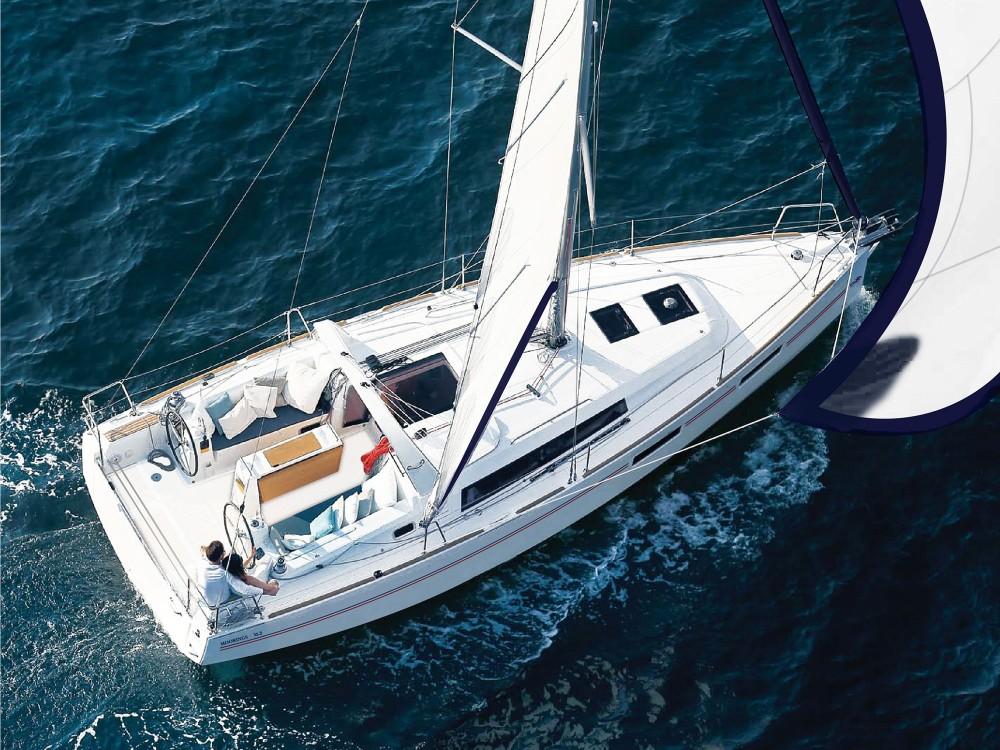 Boat rental Procida cheap Moorings 352