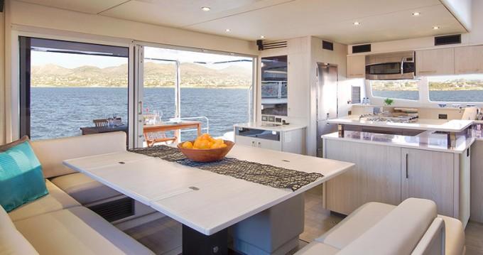 Rental Catamaran in Raiatea - Leopard Moorings 5800