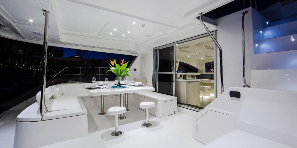 Rental yacht Marina Gouvia - Leopard Moorings 514 PC on SamBoat