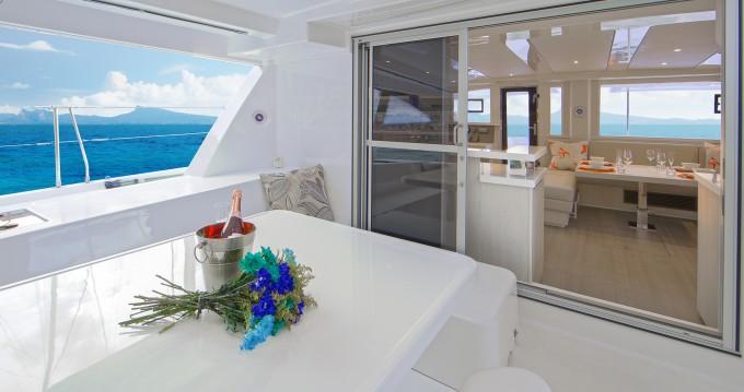 Boat rental Leopard Moorings 4800 in Saint George on Samboat