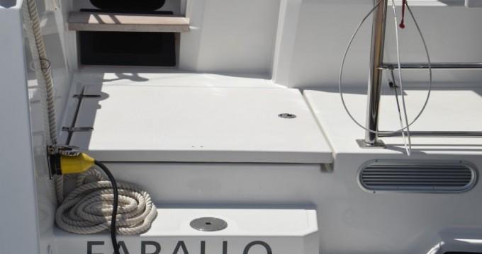 Catana Bali 4.5 between personal and professional Le Marin