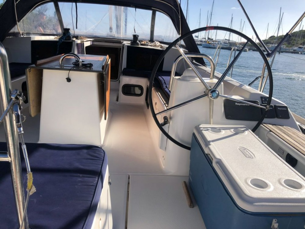 Rental yacht  - Dufour Dufour 500 Grand Large on SamBoat