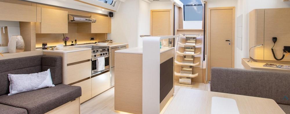 Boat rental Trogir cheap Hanse 588