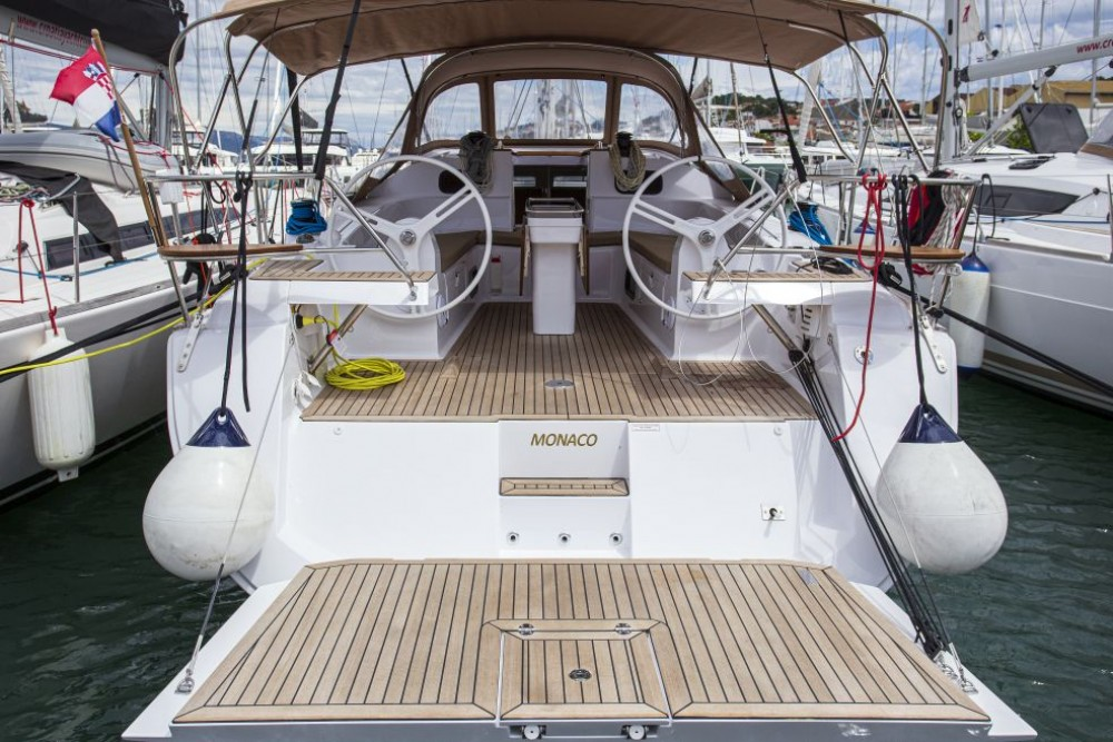 Sailboat for rent Marina Trogir SCT at the best price
