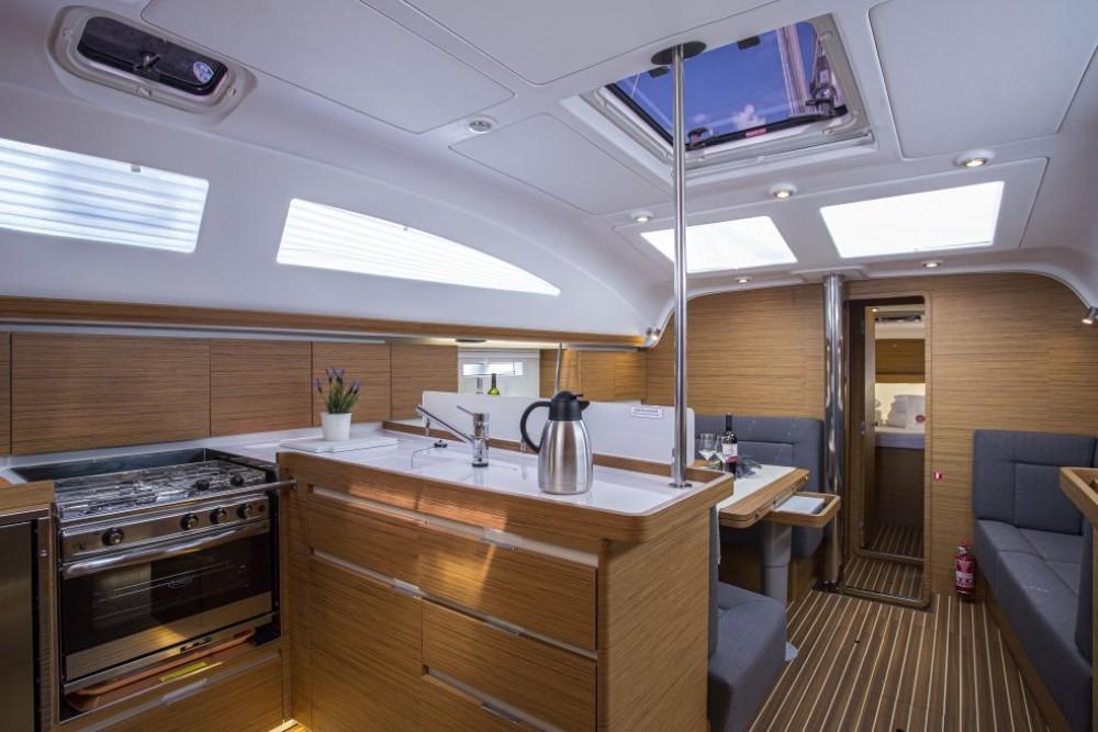 Boat rental Elan Elan 45 Impression in Marina Trogir SCT on Samboat