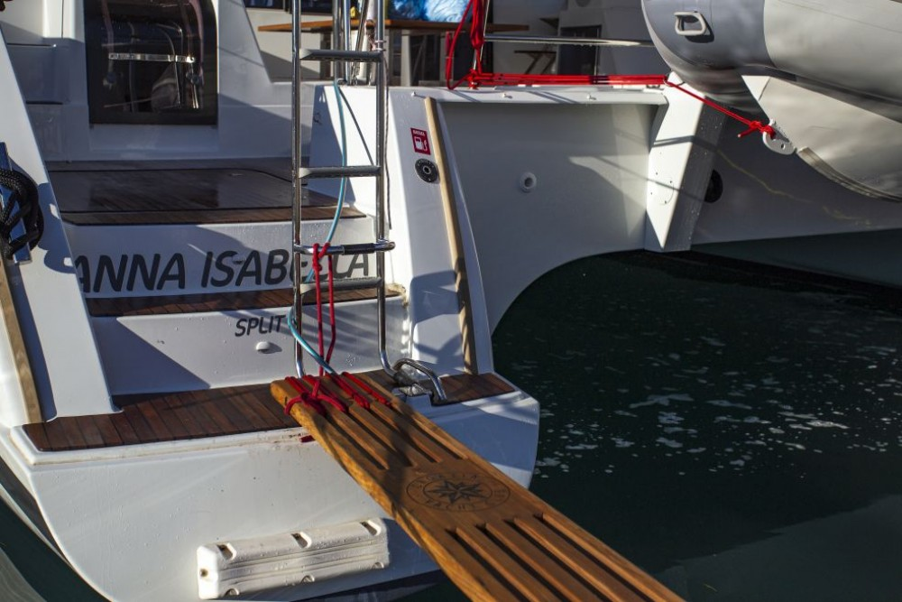 Boat rental Fountaine Pajot Saba 50 in Trogir on Samboat