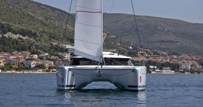 Boat rental Fountaine Pajot Saona 47 in Trogir on Samboat