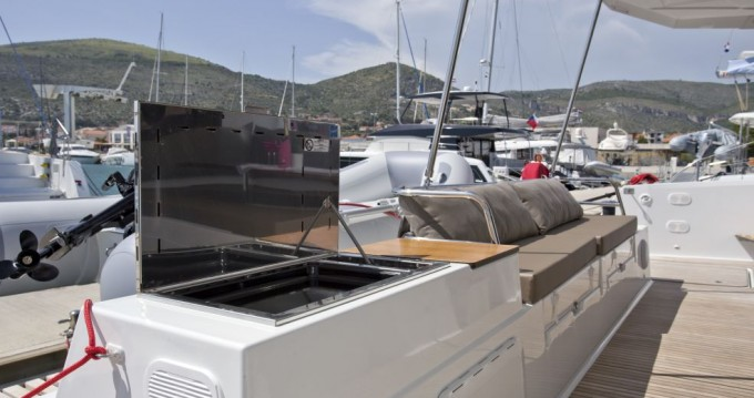 Boat rental Trogir cheap Saona 47