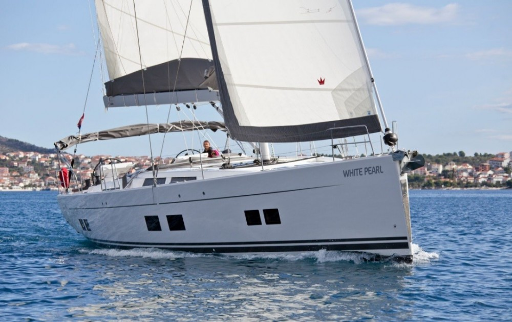 Hanse Hanse 588 between personal and professional Traù