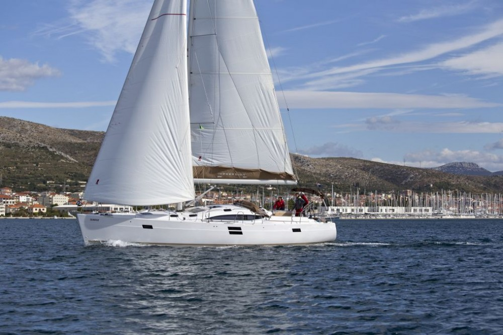 Rental yacht Trogir - Elan Elan Impression 50  on SamBoat