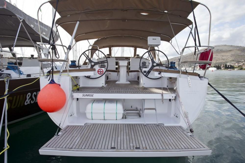 Rental Sailboat in Trogir - Elan Elan Impression 50