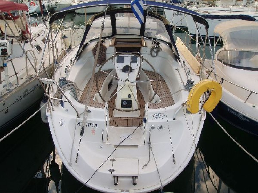 Boat rental Bavaria Cruiser 32 in Peloponnese on Samboat