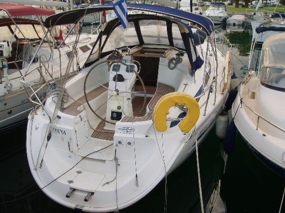 Boat rental Peloponnese cheap Cruiser 32