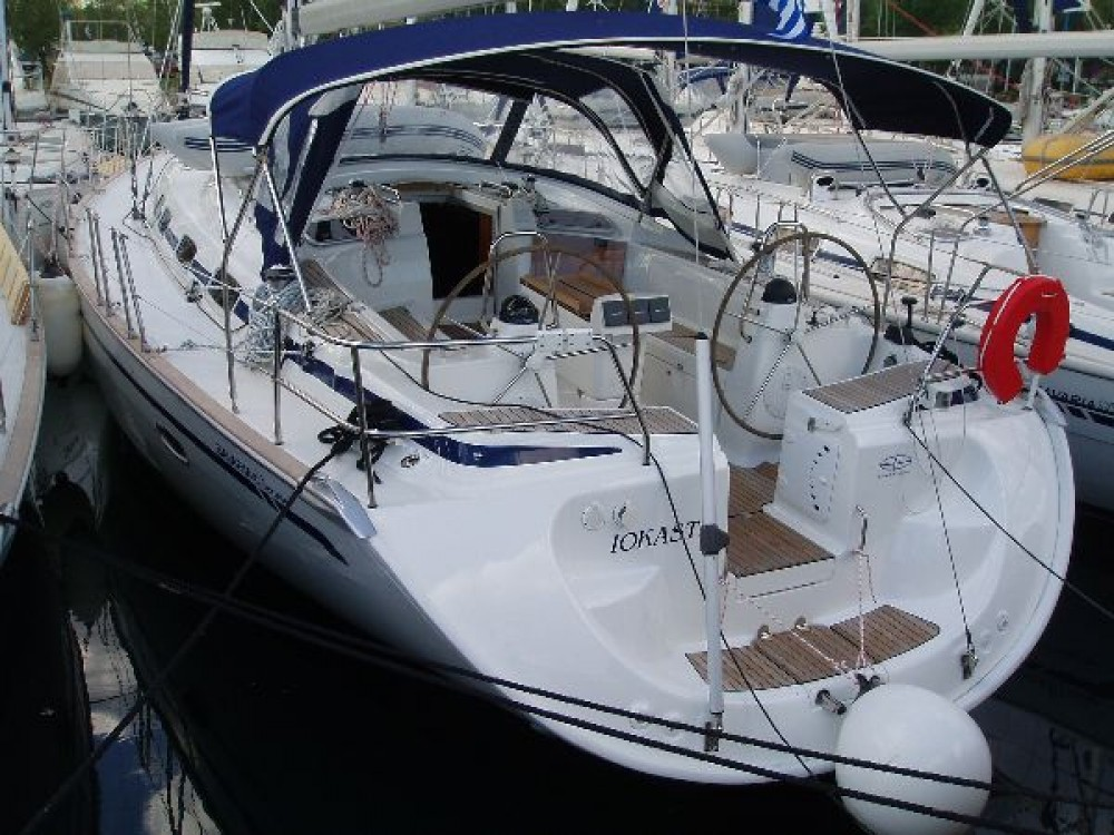 Bavaria Cruiser 46 between personal and professional Municipality of Kos