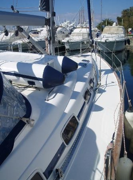 Boat rental Ionian Islands cheap Cruiser 46
