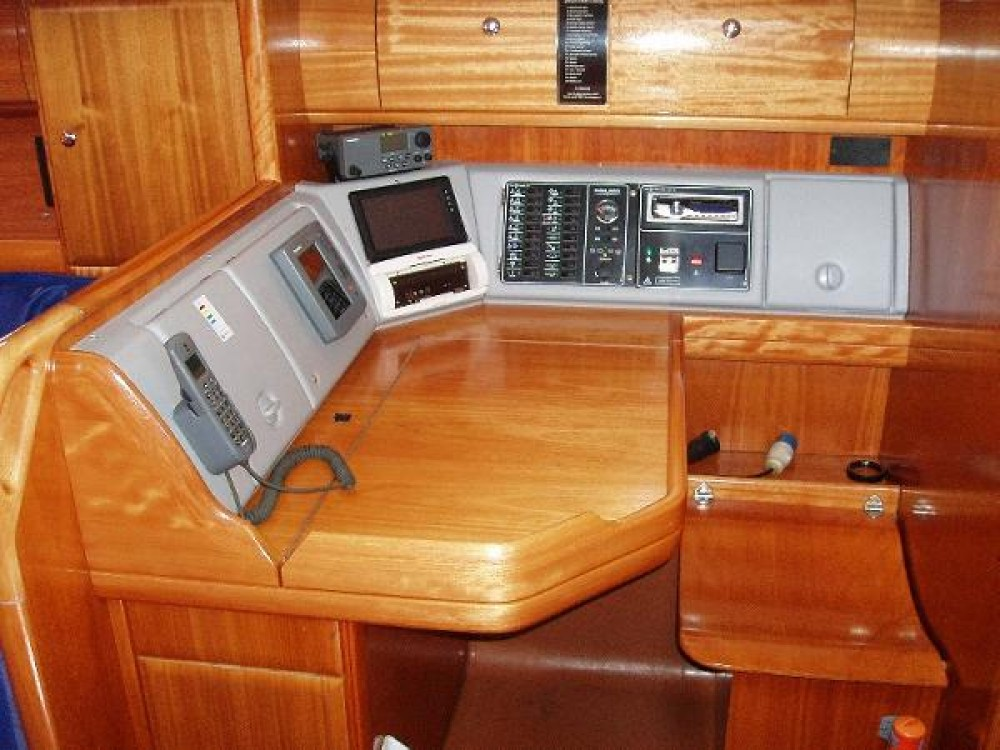 Rental Sailboat in Peloponnese - Bavaria Cruiser 46