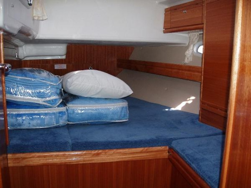 Rental Sailboat in Ionian Islands - Bavaria Cruiser 50