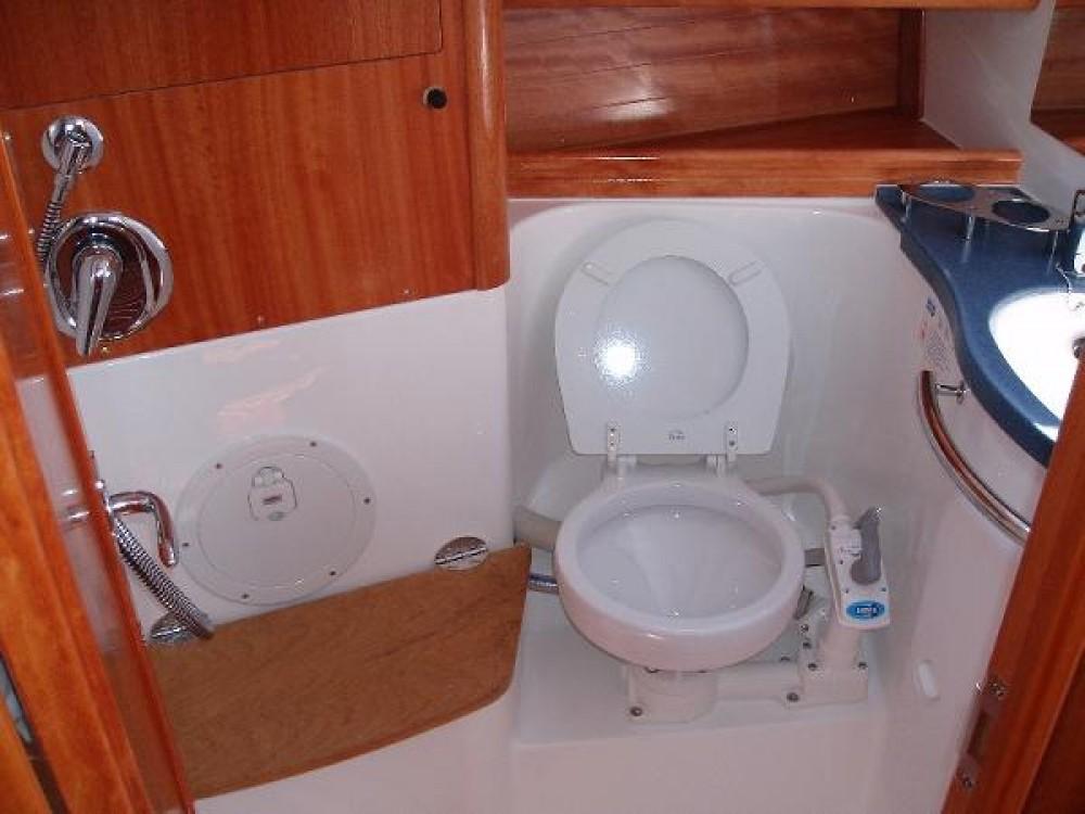 Boat rental Ionian Islands cheap Cruiser 50
