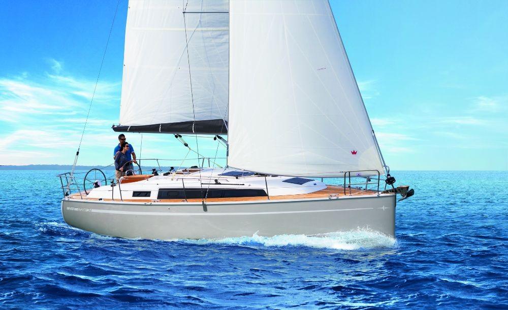Rental yacht Peloponnese - Bavaria Bavaria Cruiser 34 - 2 cab. on SamBoat