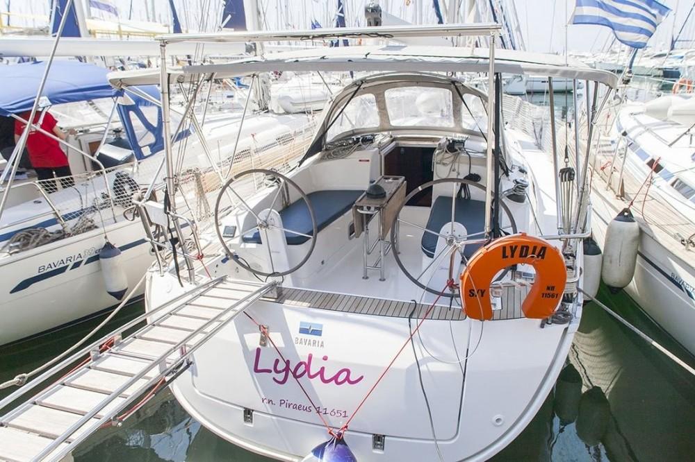 Boat rental Bavaria Cruiser 37 in Municipality of Kos on Samboat