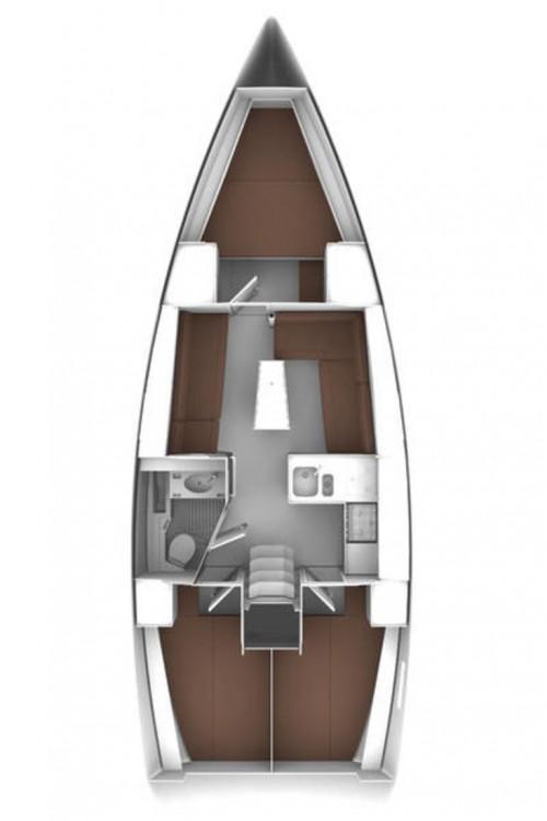 Rental yacht Municipality of Kos - Bavaria Cruiser 37 on SamBoat