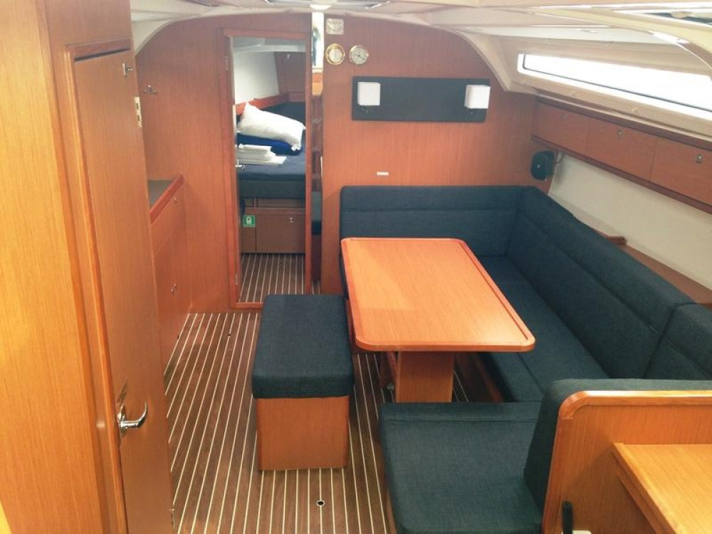 Boat rental Peloponnese cheap Cruiser 41