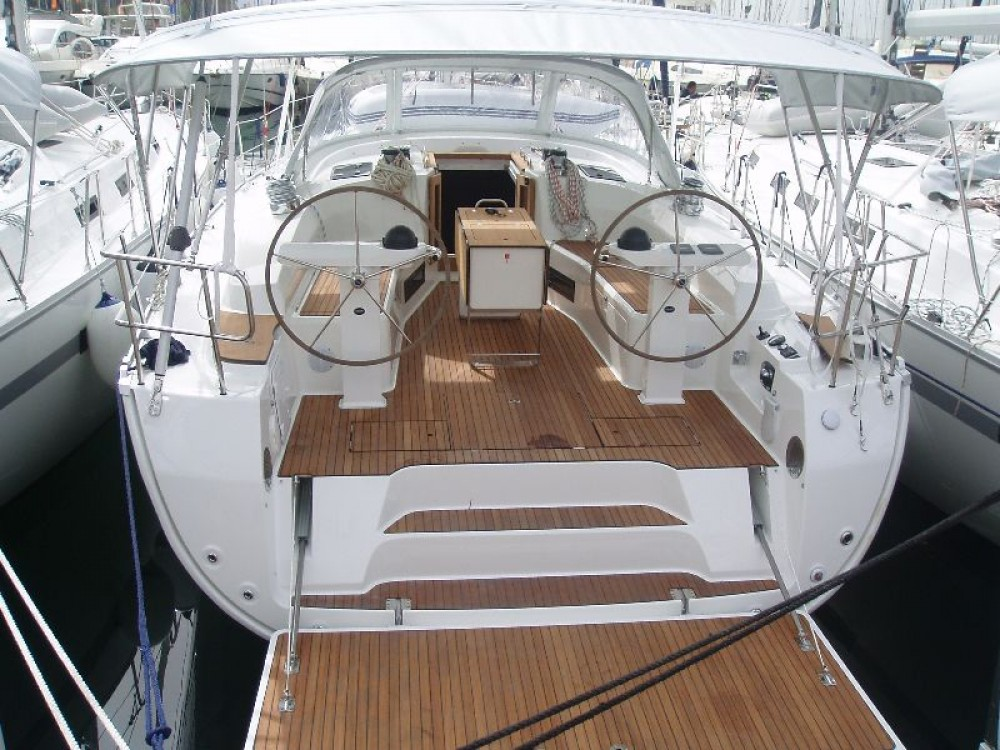 Rental yacht Ionian Islands - Bavaria Cruiser 45 on SamBoat
