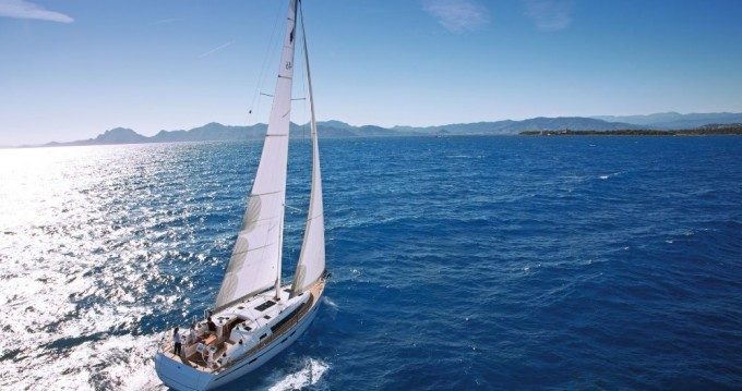 Rental Sailboat in Athens - Bavaria Cruiser 46