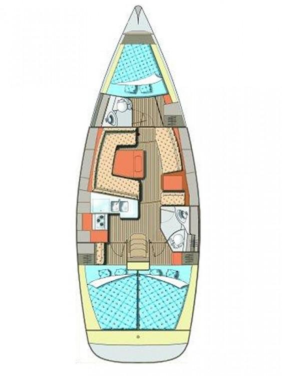 Rental yacht Municipality of Kos - Elan Elan 384 on SamBoat