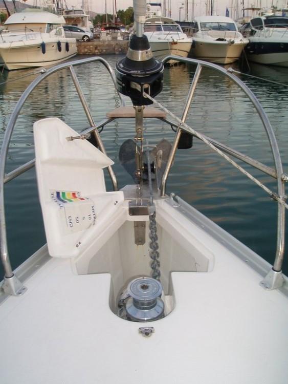 Elan Elan 384 between personal and professional Ionian Islands