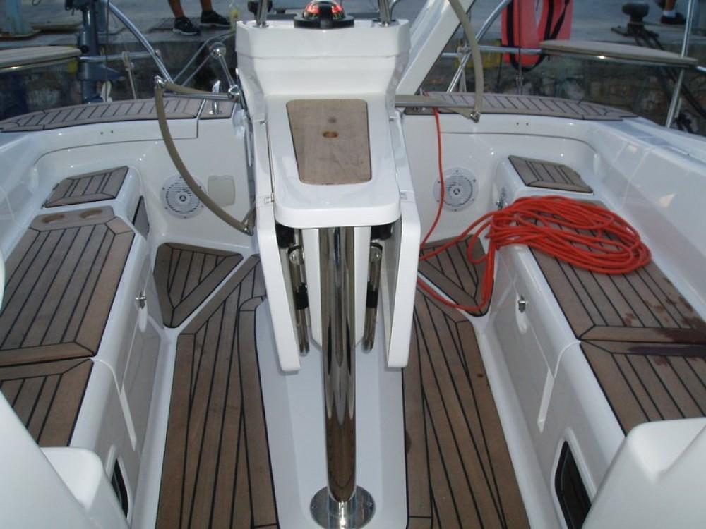Boat rental Ionian Islands cheap Elan 384