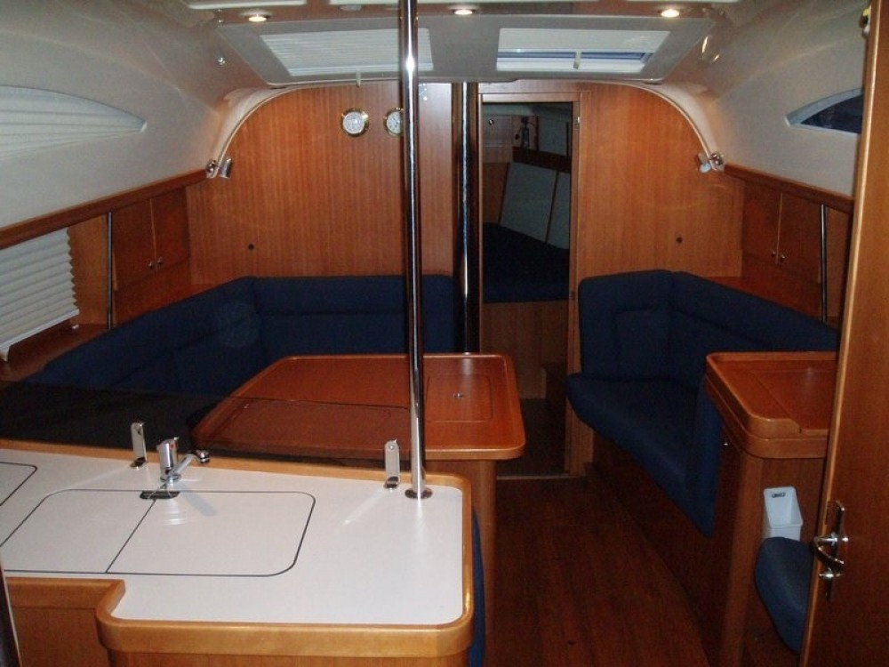 Hire Sailboat with or without skipper Elan Ionian Islands