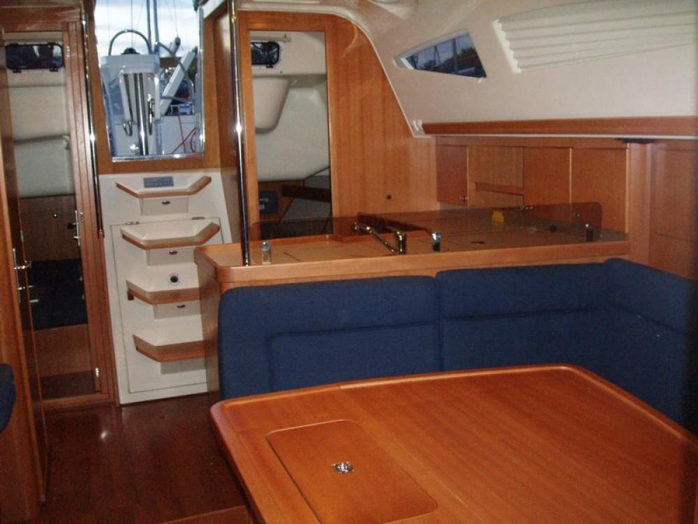 Rental Sailboat in Ionian Islands - Elan Elan 384