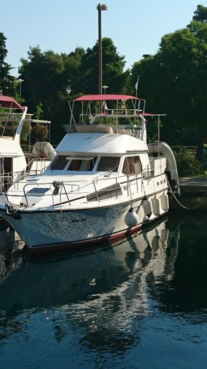 Rent a Holand-Boats Atlantic 37 Grad Zadar