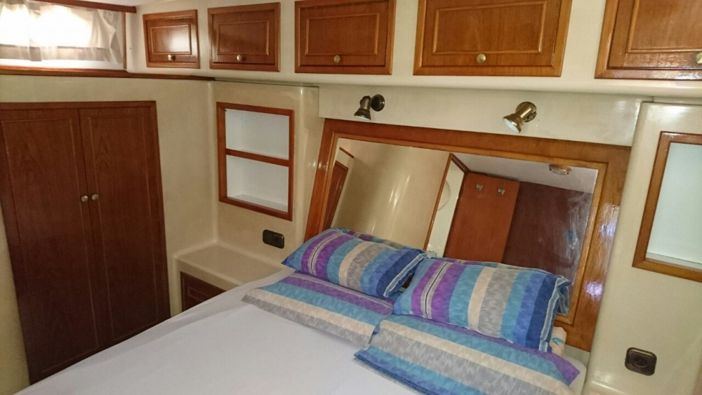 Hire Motorboat with or without skipper Holand-Boats Grad Zadar
