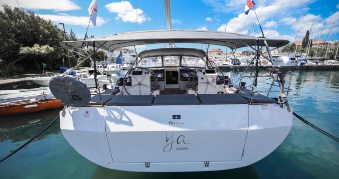 Boat rental Bavaria Cruiser 50 in Zadar on Samboat