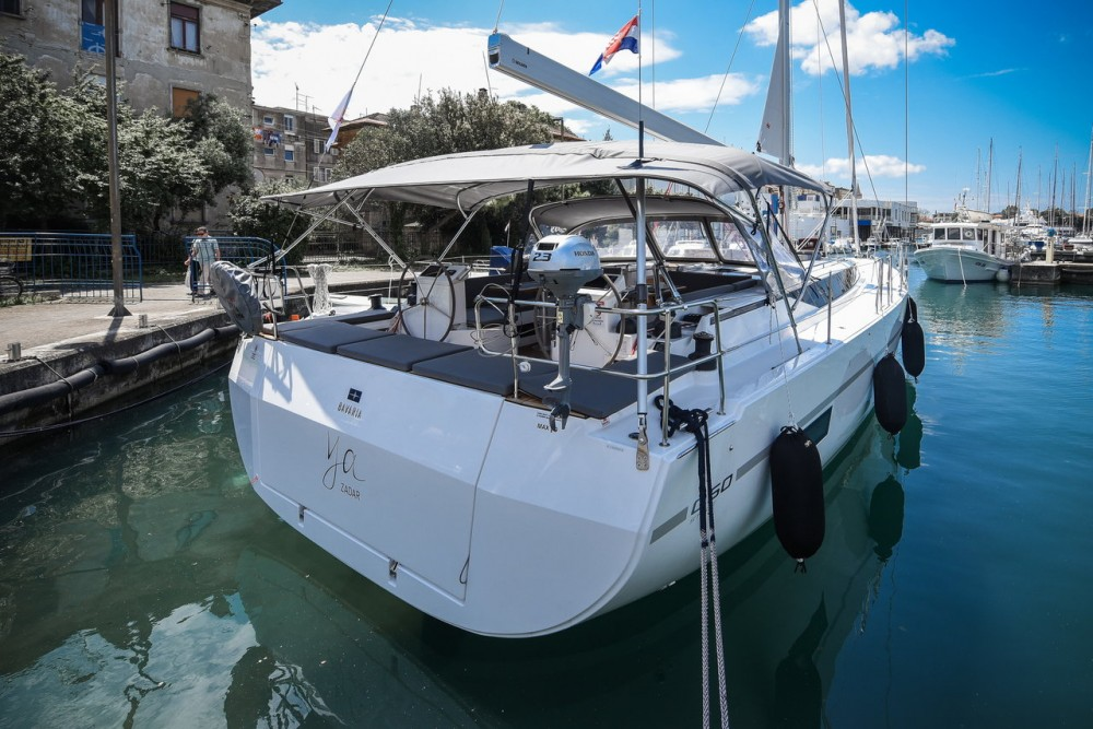 Rental yacht  - Bavaria Bavaria C50 Style - 3 + 1 cab. on SamBoat