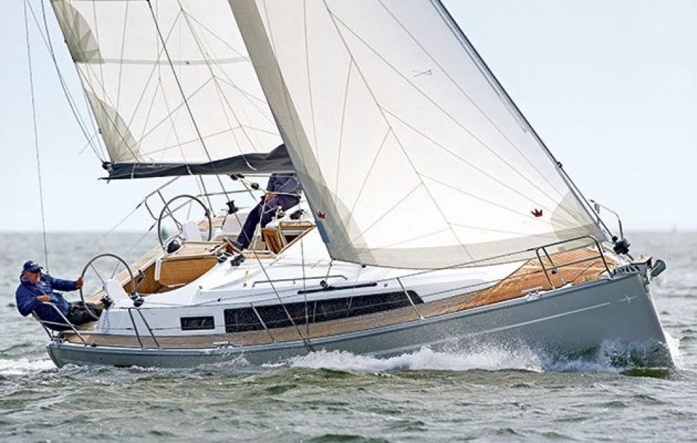 Rent a Bavaria Bavaria Cruiser 34 Style