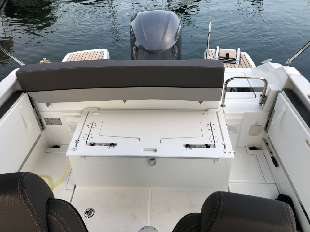 Boat rental Grad Zadar cheap Cap Camarat 7.5 WA