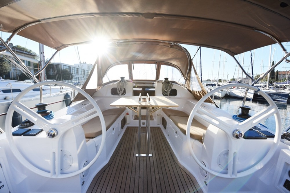 Boat rental Elan Elan Impression 40 in Grad Zadar on Samboat