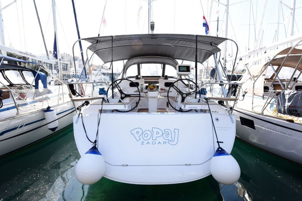 Rental Sailboat in Grad Zadar - Elan Elan Impression 45