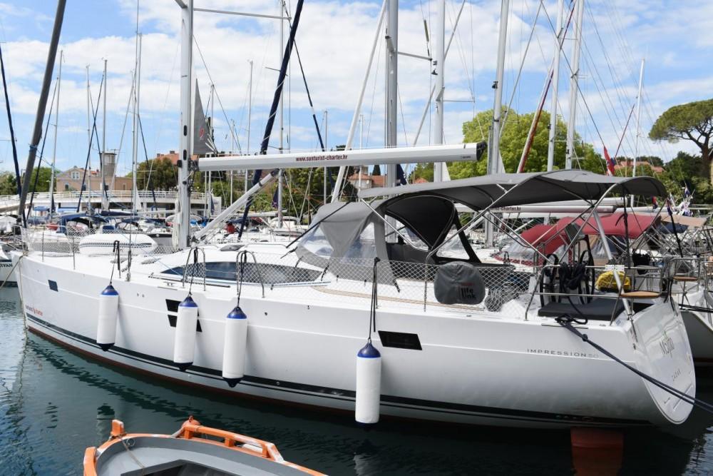 Boat rental Elan Impression 50 in Grad Zadar on Samboat