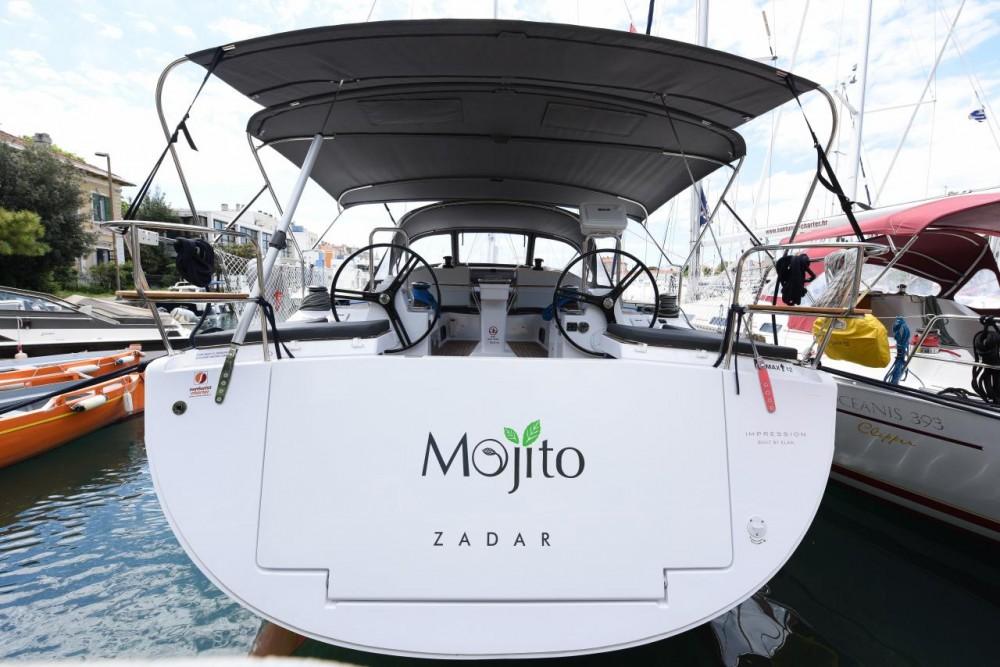 Boat rental Grad Zadar cheap Impression 50