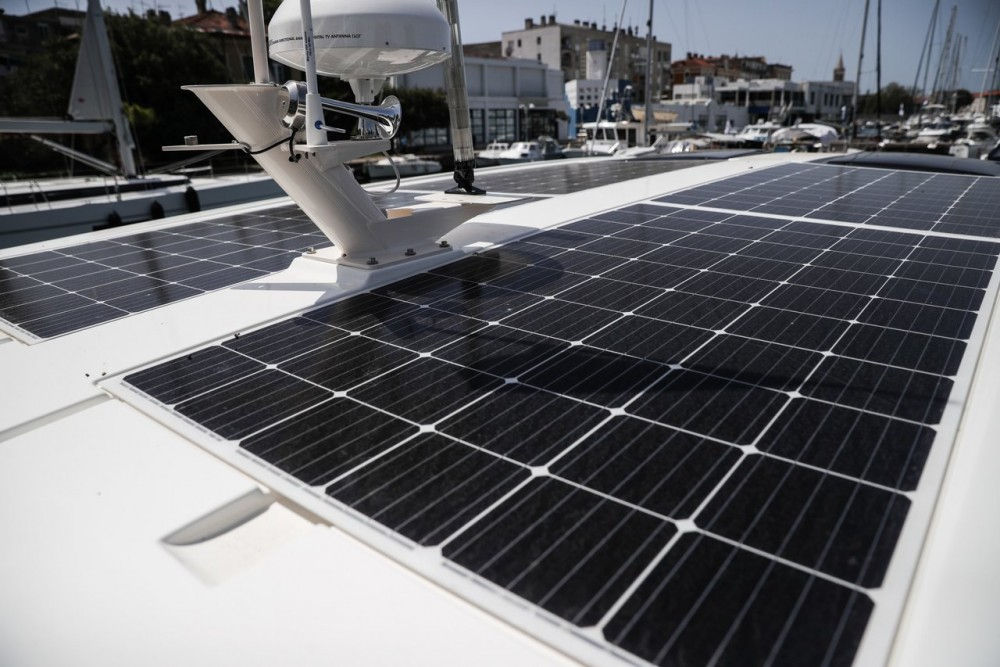Seaway Greenline 39 between personal and professional Grad Zadar