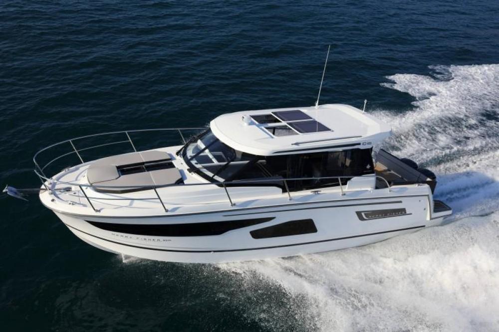 Boat rental Grad Zadar cheap Merry Fisher 1095